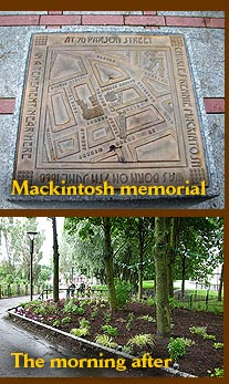 Memorial Mackintosh