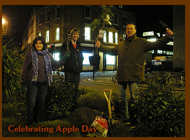 Celebrating Apple Day