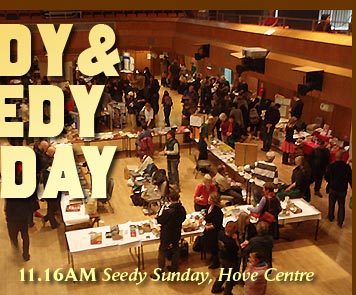 Seedy Sunday 2010, Hove Centre