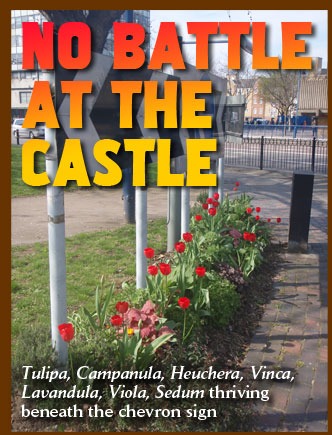 No Battle At The Castle