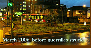March 2006 before guerrillas struck