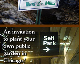 An invitation to plant your own public garden in Chicago?