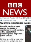 BBC News 21 March 2006