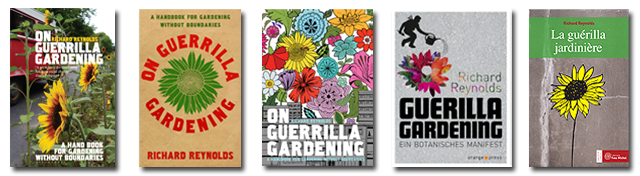 On Guerrilla Gardening by Richard Reynolds books
