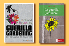On Guerrilla Gardening Richard Reynolds (foreign)